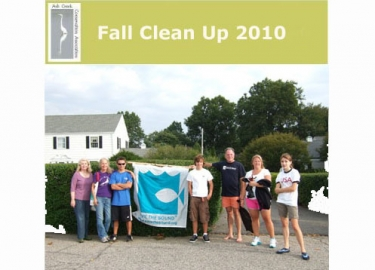 Ash Creek Fall Clean Up 2010